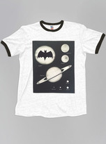 Junk Food Clothing Kids Boys Batman Constellation Tee-l-ew/bw