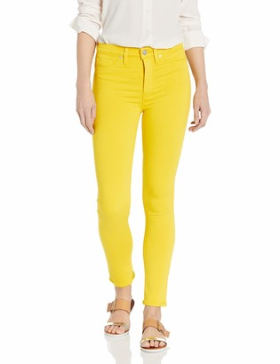 Hudson Women's Barbara High Rise Skinny Fit Ankle Jean