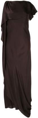 Bianca Spender Venice draped gown