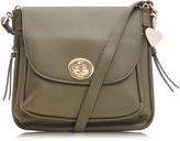 Marc B Windsor Khaki Handbag