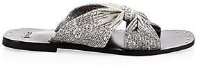 Joie Women's Bentia Ring Lizard Slide Sandals
