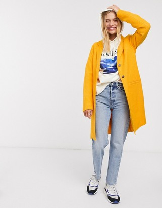 Only Ella wool coat