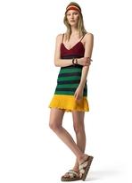 Tommy Hilfiger Collection Crochet Beach Dress