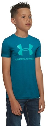 Under Armour Sportstyle T-Shirt - Teal / Green