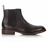 Belstaff Lancaster Leather Chelsea Boots