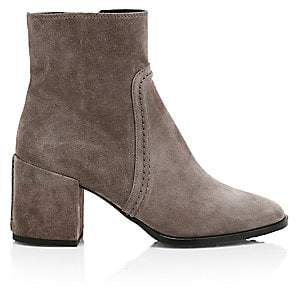 Tod's Women's Suede Ankle Boots
