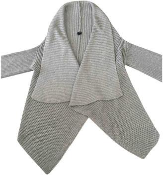 Joseph Silver Silk Knitwear