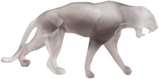 Daum Small Gray Panther