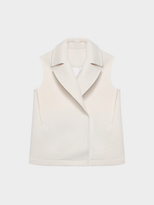 DKNY Pure Bonded Wool Vest