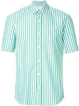 Cerruti short sleeved stripe shirt