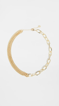 Jules Smith Designs Double Cable Chain Necklace