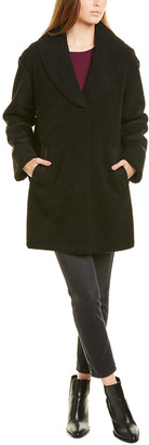 Kensie Sherpa Coat