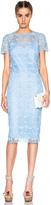Nina Ricci Guipure Lace Dress
