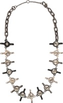 Marc by Marc Jacobs Screw It Wingnut Statement Necklace