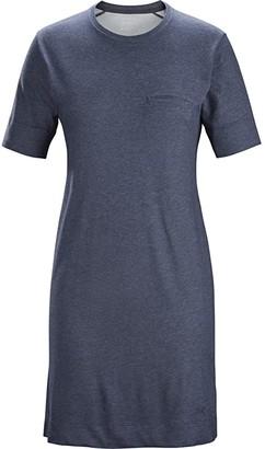 Arc'teryx Cela Dress (Black Heather) Women's Clothing
