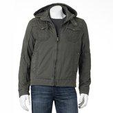 X-Ray XRAY Men's Xray Slim Lightweight Hooded Jacket