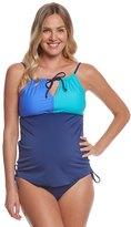 Prego Swimwear Maternity Tri Color Bumpkini Set 8158612