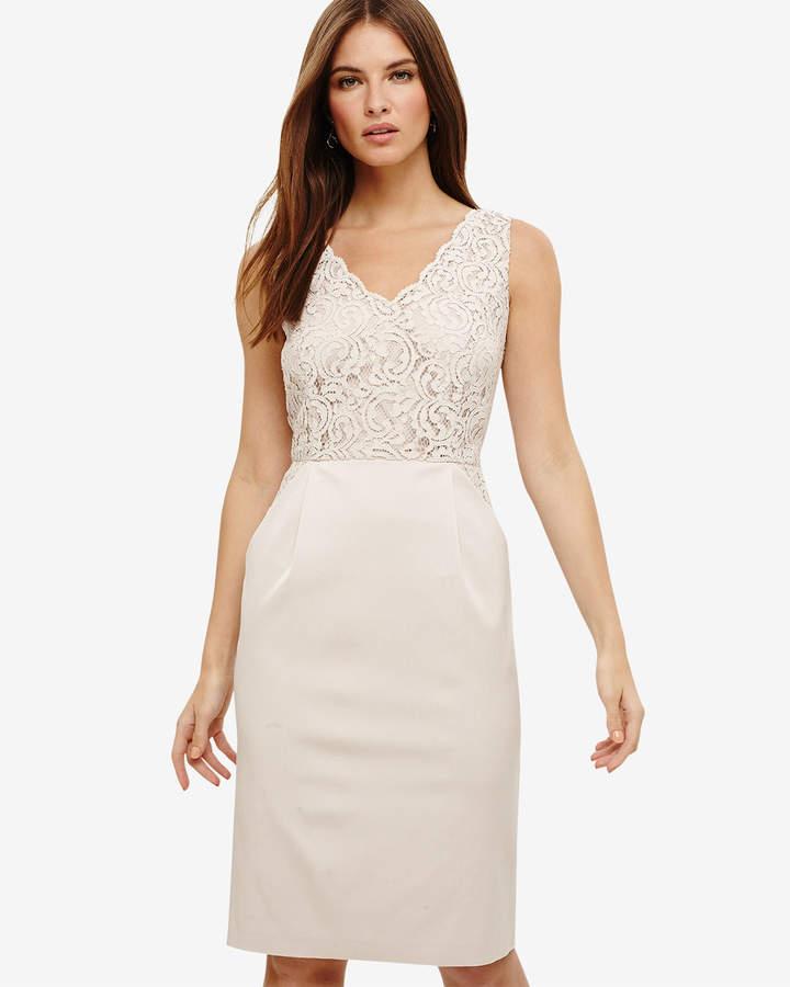 Phase Eight Trixi Lace Mix Dress