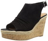Franco Sarto Women's L-Trellis Wedge Sandal