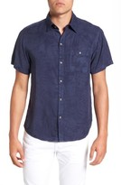 Sol Angeles Men's Inverse Palm Woven Shirt