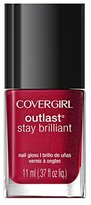 Cover Girl Outlast Stay Brilliant Nail Gloss,0.37 Fluid Ounce