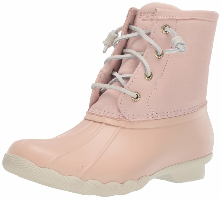 Sperry Pink Women's Boots on Sale