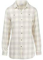 Woolrich Women's Pemberton Boyfriend Flannel Shirt