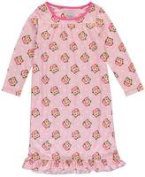 "Rene Rofe Little Girls' ""Owl's Heart"" Nightgown"