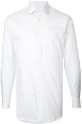 Gieves & Hawkes Long Sleeve Shirt