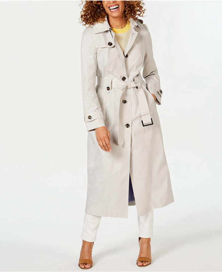 878ee1c0bf Petite Trench Coat - ShopStyle