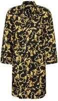 Versace Silk Baroque Robe