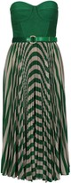 Elisabetta Franchi Celyn B. Jersey Lame Dress