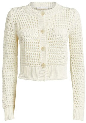 Fabiana Filippi Loose-Knit Cardigan