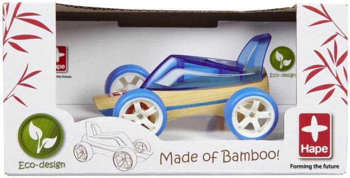 Hape Bamboo Mini Roadster
