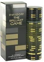 Davidoff The Brilliant Game by Eau De Toilette Spray 3.4 oz