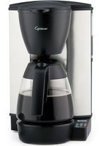 Capresso MG600 PLUS 10-Cup Programmable Coffee Maker