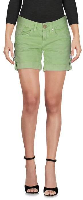 Take-Two Denim shorts