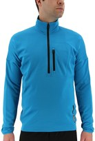 adidas Men's Outdoor Terrex Tivid Half-Zip PolarFleece Jacket