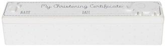 Petit Cheri' Certificate Holder Christening