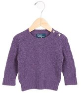 Polo Ralph Lauren Girls' Cashmere Cable Knit Sweater