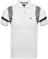 Luke 1977 Polprobe Polo T Shirt White