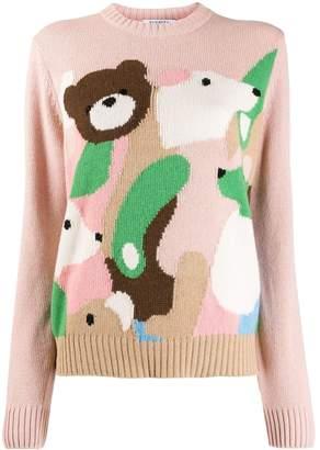 VIVETTA teddy sweater