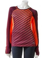 Fila sport ® body wave running top - women's