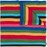 Paul Smith striped scarf - men - Silk/Viscose - One Size