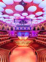 Virgin Experience Days Grand Tour And Three Course Lunch With Wine For Two At The Royal Albert Hall