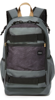 RVCA Push Skate Delux Backpack