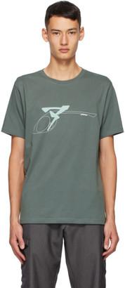 AFFIX Grey S.E.S INC. T-Shirt