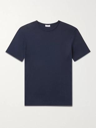 Sunspel Sea Island Cotton-Jersey T-Shirt