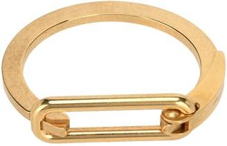 Saint Laurent Carabiner Bracelet