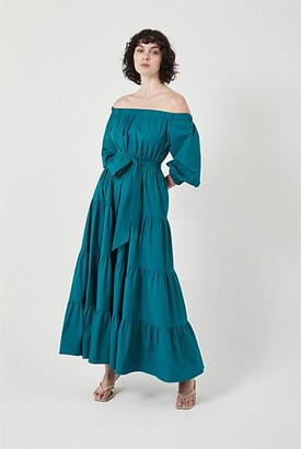Witchery Tiered Maxi Dress
